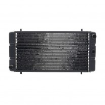 Radiator racire Rover Mg 200 Xh 1984 1989 Model 213 1 6 61kw Model 216 1 6 76kw Benzina tip climatizare M A fara AC dimensiune 585x322x30mm Cooper core Brass Tank DEUS