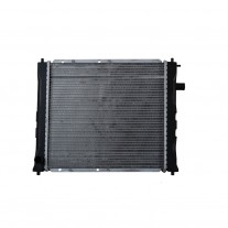Radiator racire Rover 400 1989 2000 Model 414 1 4 76kw 416 1 6 82 83kw Rover 45 Rt 1999 2005 Mootr 1 4 76kw 1 6 80kw Benzina tip climatizare Manual fara AC dimensiune mm RNBC