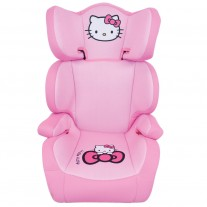 Scaun auto copil 15 36kg grupa 2 3 Hello Kitty