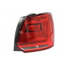 stop spate lampa vw polo 6r 06 14 spate omologare ece cu suport bec tip bec h21w w16w 6c0945096f