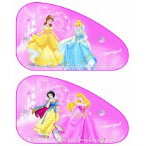 Set parasolare laterale Disney Princess 44x34 cm , set 2 buc.