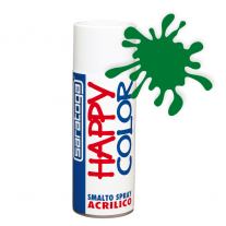 Spray vopsea Verde Menta Ral 6029 HappyColor Acrilic, 400ml