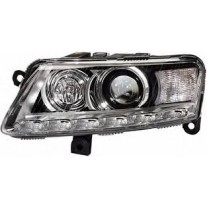 Far Audi A6 C6 10 2008- HELLA fata dreapta daytime running light H7+H15