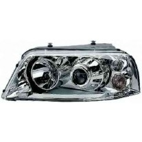 Far Volkswagen SHARAN 7M 04 2000-04 2010 Seat ALHAMBRA 7V8 7V9 02 2001-06 2010 AL Automotive lighting partea Dreapta tip bec D2S+H7