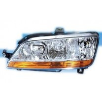 Far Fiat IDEA 350 -12 2005 MULTIPLA 186 -12 2005 AL Automotive lighting partea Stanga
