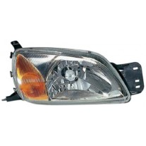 Far MAZDA 121 JASM JBSM 01 2000-12 2002+ Ford Fiesta Courier 09 1999-12 2001 AL Automotive lighting partea dreapta