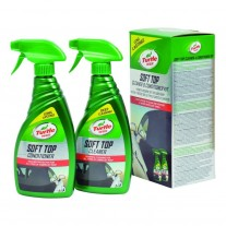 Solutie curatare si intretinere Soft-Top Turtle Wax Soft top  Cabrio system 500, 500 ml