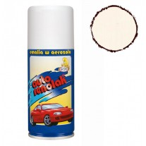 Spray vopsea Alb CORFU 051 F-224 150ML WESCO