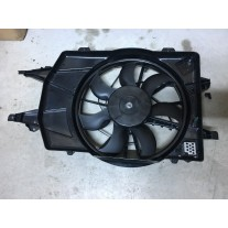Ventilator radiator Nissens 85342, Ford Focus