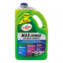 Sampon auto Turtle Wax M.A.X.- Power Car Wash 3L