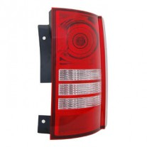 Stop spate lampa Chrysler TownCountry, 01.08-2009, omologare SAE, spate, cu suport bec, tip USA, 5113200AB, Dreapta