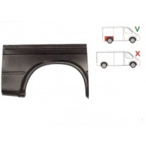Aripa spate Ford Transit 1991-1994 Partea Dreapta Lungime 1100 Mm, Inaltime 570 mm, Model Scurt,