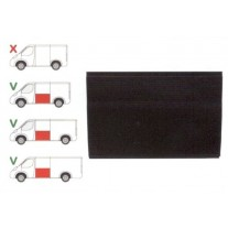 Panou reparatie lateral Ford TRANSIT (V184/5), 05.00-04.06, TRANSIT/TOURNEO (V347/8), 05.06-04.13 ,Partea Stanga, Lateral, lungime 1440 mm,970 mm ,inalt pana la fereastra  , Model Lijlociu/LONG