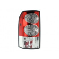 Stop spate lampa Land Rover Discovery/Lr4 (Taa), 03.09-10.13, spate, omologare ECE, cu LED, LR014003; LR052395; LR052397, Stanga