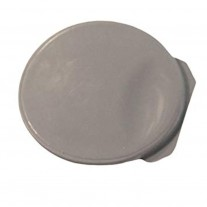 Capac bara carlig remorcare Opel Vectra C (Z02) 2005-2009, parte montare spate, 551996-9, Aftermarket