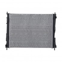 Radiator racire Renault Twingo (N), 2007-2014 1,2 Tce 74kw Cv Manuala Cu Ac, 1,2 44kw Cv Manuala Cu Ac; ,  495x392x18, Cu lipire fagure prin brazare Aftermarket