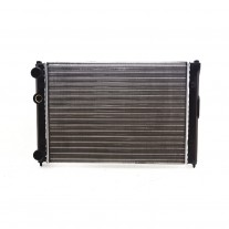 Radiator racire Vw Caddy, 1995-2004 1,9 Sdi 47kw, Vw Polo, 05.1996-09.1999 1,9 Sdi 47kw Diesel, Manual, fara AC, 434x322x34, Cu lipire fagure mecanica Aftermarket
