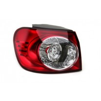 Stop spate lampa Vw Golf 6 Plus, 01.09-, spate, omologare ECE, cu suport bec, exterior, 5M0945095P, Stanga