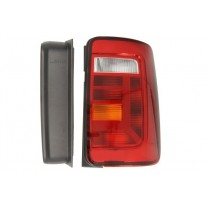 Stop spate lampa Volkswagen Caddy 3 (2k), 06.2015-, spate, Dreapta, 2 usi spate, cu mers inapoi; P21W+W5W; fara suport bec;