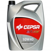 Ulei motor Cepsa 10W40 Star Synthetic, 20 litri