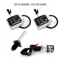 Kit hid xenon H1 normal 12v 35w 6000k