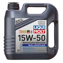 Ulei motor Liqui Moly Super Low Friction Motor Oil MoS2 15W50 4 Litri