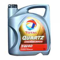 Ulei motor Total Quartz 5W40 Energy 9000 - 5 litri