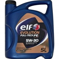 Ulei motor Elf Evolution FULL-TECH FE 5W30 5Litri, specificatie DPF