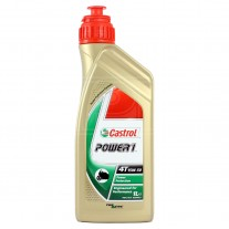 Ulei Moto Castrol Power 1 4Timpi 15W50 Semi synthetic , 1 litru
