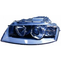 Far Audi A3 (8P) 05.2003-04.2008 AL Automotive lighting fata stanga 133109-U, cu motoras, tip bec H7+H7, electric