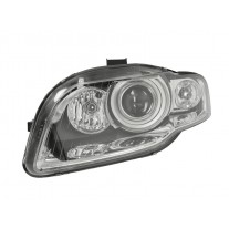Far Audi A4 (B7) 09.2006-03.2008 AL Automotive lighting fata stanga tip bec D1S xenon cu motoras