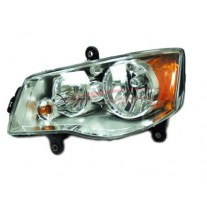 Far Chrysler Town Country 01.2008-2014, Dodge Grand Caravan 2011-2014, marca Vison, partea Stanga H11+H11 242209-2