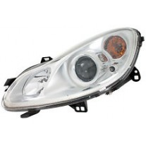Far Mcc Smart ForTwo (451) Coupe/Cabrio 01.2007-12.2014 AL Automotive lighting partea Dreapta, tip bec H7+H7 cu motoras