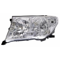 Far Toyota Land Cruiser V8 (FJ200) 11.2007-12.2011 DEPO partea Dreapta, tip bec H11+HB3 manual