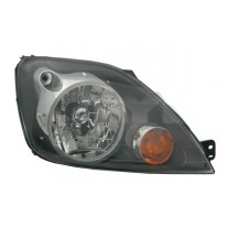 Far Ford Fiesta (JHS) 10.2005-11.2007 TYC dreapta fata , tip bec H4, reglaj electric