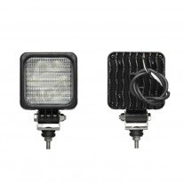 Lampa lucru Universal, 12/24V 100x100x76mm, tip bec LED, 2000 lm,lentile cu model optic,,