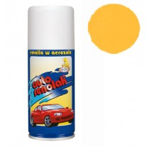 Spray vopsea Galben CANAR 207 F-251 150ML Wesco