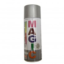 Spray vopsea MAGIC Gri Platin D69 , 400 ml.