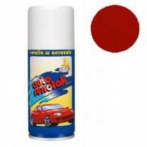 Spray vopsea Rosu L-80 150ML Wesco
