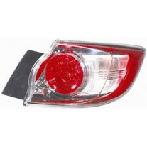 Stop spate lampa Mazda 3 Hatchback 07.2009- TYC partea Stanga exterior