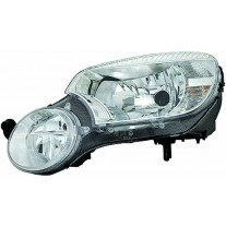 Far Skoda YETI 09.2009-09.2013 AL Automotive lighting partea Stanga , tip bec H4, fara inscriptia Yeti