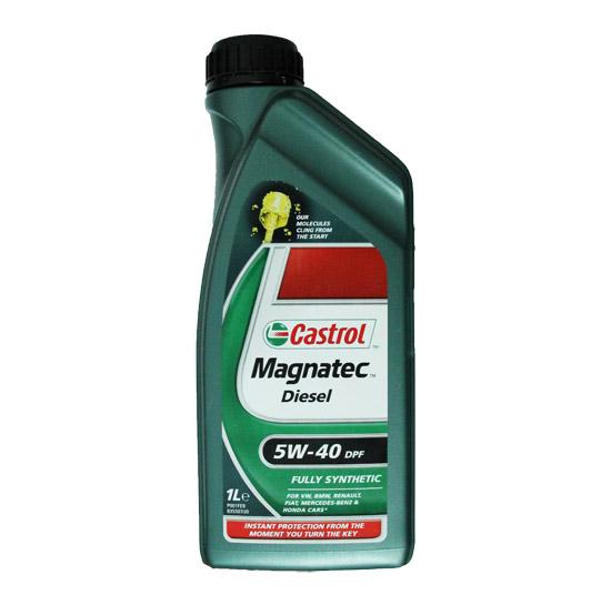 Ulei motor Castrol Magnatec B4 DPF 5W40 1 litru Diesel