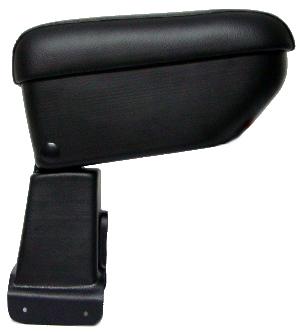 Cotiera pentru Seat Cordoba 2 2002-2009 / Ibiza 2002-2009, rabatabila cu capac neculisabil