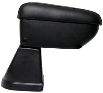 Cotiera pentru Opel Corsa C, Combo oct.2000-, rabatabila cu capac neculisabil