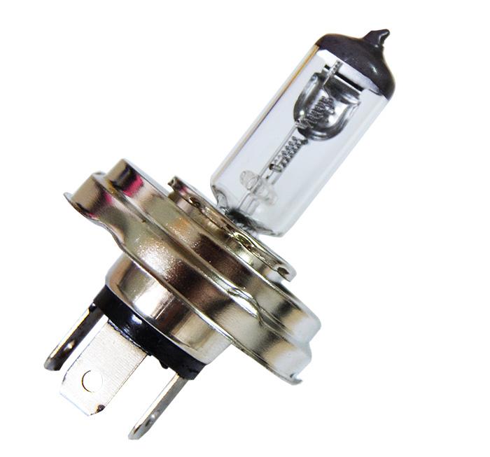 Bec auto cu halogen pentru far Vecta H4 24V 100/90W P45T flansa rotunda , 1 buc.