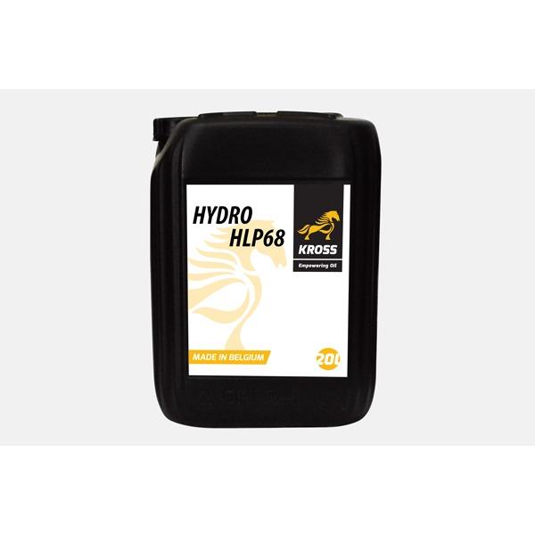 Ulei hidraulic KROSS HYDRO HLP 68 20 litri