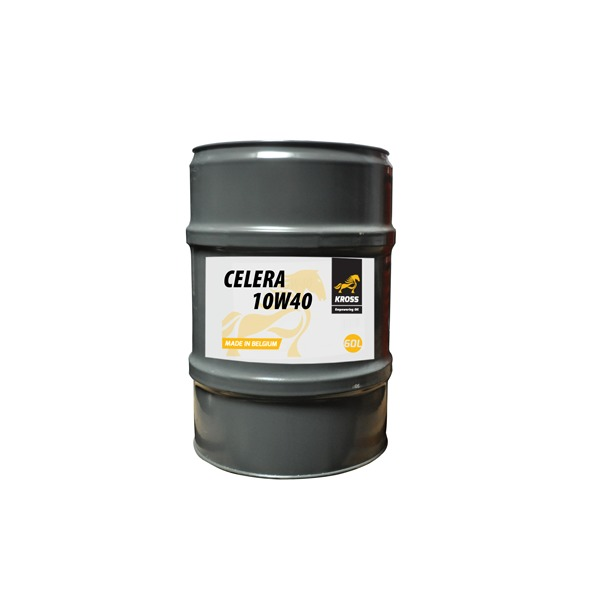 Ulei motor KROSS CELERA 10W-40 60 litri