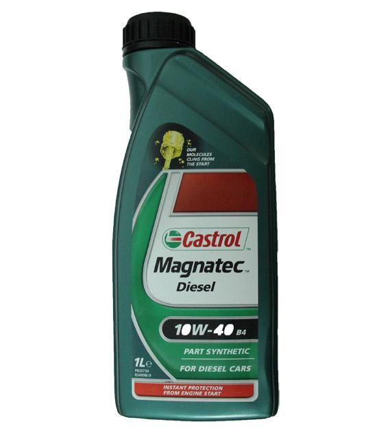 Ulei motor Castrol Magnatec Diesel B4 10W40 1 litru