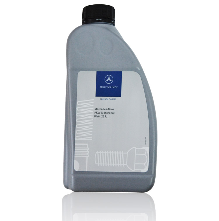 Ulei motor Mercedes 229.1 10W40 1 litru