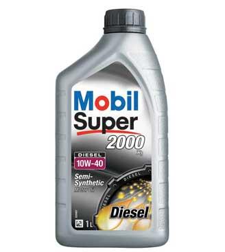Ulei motor Mobil Super 2000 X1 10W40 1 litru Diesel